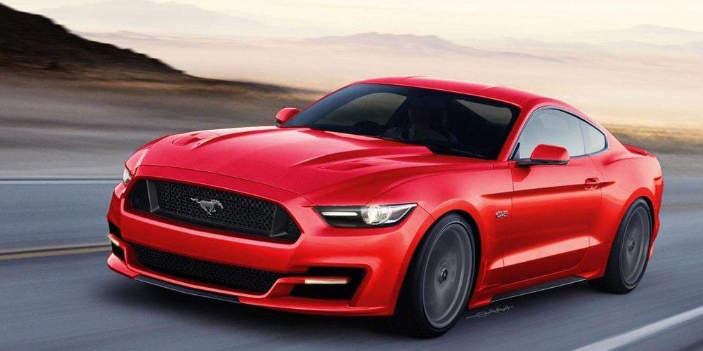 Ford+Mustang+Dubai