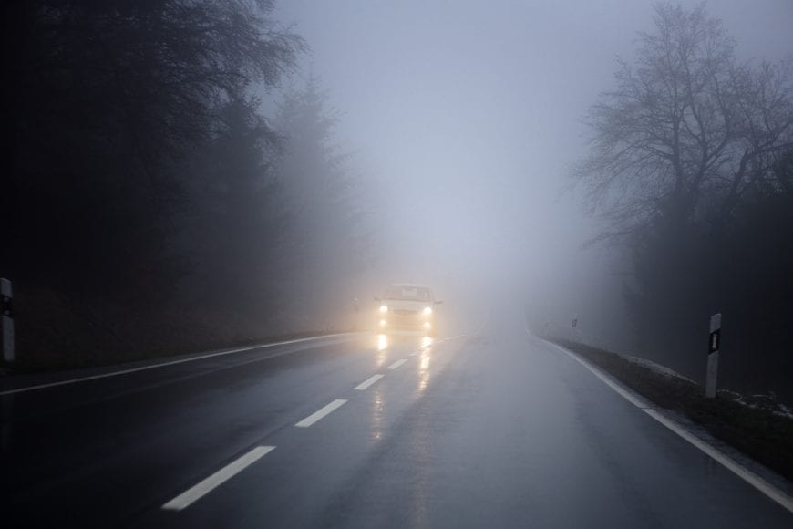 Everything you should know about FOG lights.